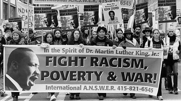 martin luther kings fight for equal rights in america